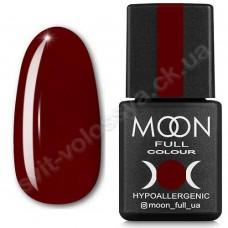 MOON Color Glass Effect №02 8 мл красный, прозрачный