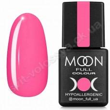 MOON Color Glass Effect №04 8 мл розовый, прозрачный