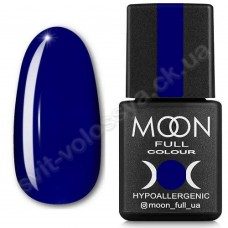 MOON Color Glass Effect №06 8 мл синий, прозрачный
