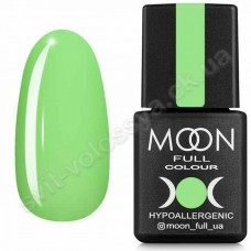 MOON Гель-лак Neon №701 8ml светло-салатовый