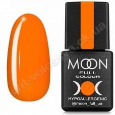 MOON Гель-лак Neon №704 8ml оранжевый