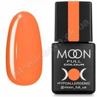 MOON Гель-лак Neon №705 8ml лососевый