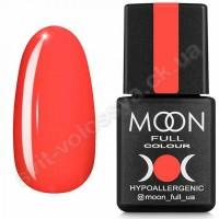 MOON Гель-лак Neon №706 8ml коралловый