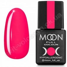 MOON Гель-лак Neon №709 8ml розовый насыщенный