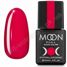 MOON Гель-лак Neon №710 8ml темная фуксия
